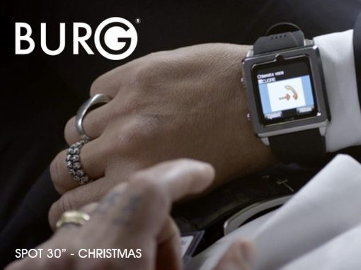 Burg Christmas