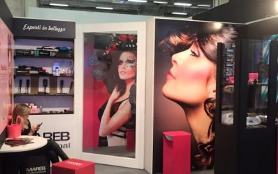 Stand Mareb Cosmoprof 2016